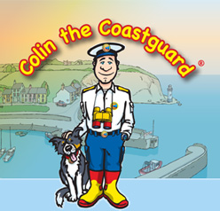 Colin The Coastguard