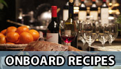 Onboard Recipes