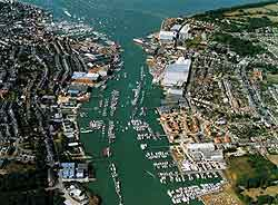 Isle of Wight Cowes